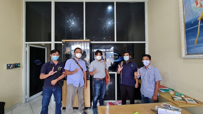 Diskusi dengan APJII Provinsi Lampung, Polinela bahas perkembangan infrastruktur internet di regional Provinsi Lampung